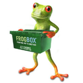 FrogBox Moving Boxes