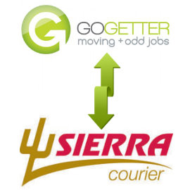 Go Getter Joins Sierra Courier